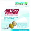 Balzer Feedermaster Pellets Hair Rig mit Speer...