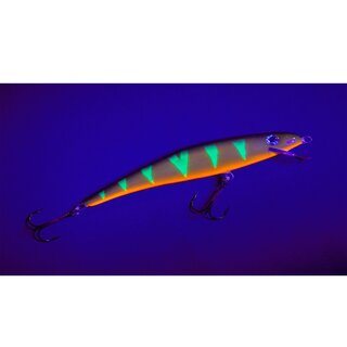Matze Koch UV Booster Wobbler Orange Fire Tiger 5cm 4g