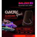 Balzer Camtec Speci Vorfach-Haken Allround 0.25mm 60cm #4...